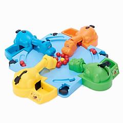 Bildungsspielsachen Spielzeuge Spielzeuge Quadratisch Pferd Nilpferd Eltern-Kind Spiele Stücke keine Angaben Geschenk