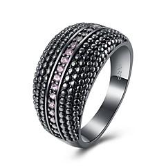 preiswerte Ringe-Damen Ring Synthetischer Opal Kubikzirkonia Personalisiert Geometrisch Einzigartiges Design Klassisch Retro Böhmische Grundlegend
