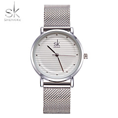 SK Women's Ladies' Fashion Watch Bracelet Watch Unique Creative Watch Dress Watch Chinese Quartz Water Resistant / Water Proof Shock