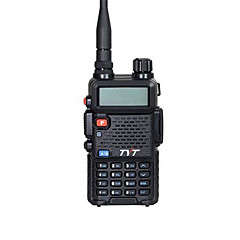 abordables Walkie Talkies-TYT TH-UVF8 Portátil Banda Dual / Display Dual / Standby Dual 5KM-10KM 5KM-10KM 258 5 W Walkie talkie Radio de dos vías
