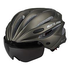 ieftine -biciclete Casca Ciclism N/A Găuri de Ventilaţie Ajustabil Ultra Ușor (UL) Sporturi Ciclism montan Ciclism stradal Ciclism recreațional