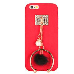Для случая rhinestone diy случая задней крышки твердого цвета твердый для яблока iphone 7 плюс iphone 7 iphone 6s плюс iphone 6 плюс