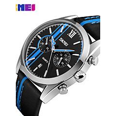 Χαμηλού Κόστους Ανδρικά ρολόγια-Ανδρικά Μοναδικό Creative ρολόι Ρολόι Καρπού Έξυπνο ρολόι Ρολόι Φορέματος Μοδάτο Ρολόι Αθλητικό Ρολόι Κινέζικα Χαλαζίας Ημερολόγιο