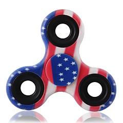 Fidget spinners Hilandero de mano Peonza Juguetes Juguetes Spinner de anillo Metal EDC Juguetes creativos