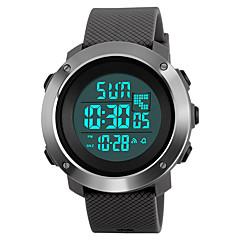 preiswerte Herrenuhren-SKMEI Herrn digital Digitaluhr / Armbanduhr / Militäruhr / Sportuhr Japanisch Alarm / Kalender / Chronograph / Wasserdicht / Großes