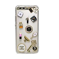 Varten huawei p10 p10 plus diy käsintehty persoonallisuus muoti puhelin kuori p9 p9 lite p8 p8 lite