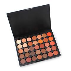 35 Paleta de Sombras Secos Mate Brilho Mineral Paleta da sombra MiniMaquiagem para o Dia A Dia Maquiagem de Festa Maquiagem de Fada