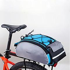 abordables Bolsas para Bicicleta-ROSWHEEL Bolsas Maletero Al Aire Libre, Bolsillo trasero Bolsa para Bicicleta Poliéster 600D Bolsa para Bicicleta Bolsa de Ciclismo Ciclismo / Bicicleta