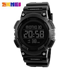 Herrn Smart Watch Modeuhr Armbanduhr Einzigartige kreative Uhr Digitaluhr Sportuhr Militäruhr Kleideruhr Chinesisch Quartz digital