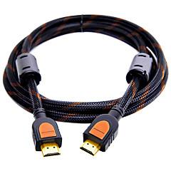 HDMI 2.0 Kable, HDMI 2.0 to HDMI 2.0 Kable Męski-Męski Pozłacana miedź 0,5M (1.5Ft)