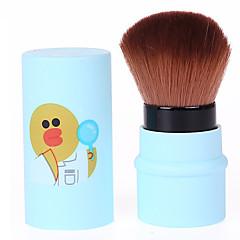 1Pcs  Telescopic Style Blush Makeup Brushes Professional Tool Face Blush Make Up Brush High Quality For Women
