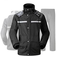 Недорогие Мотоциклетные куртки-Одежда для мотоциклов Дождевик для Женский Искусственный лен Все сезоны Водонепроницаемый / Простой / Без запаха