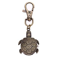 preiswerte Damenuhren-Damen Taschenuhr Chinesisch Schlussverkauf Metall Band Retro Bronze / Ein Jahr / Jinli 377