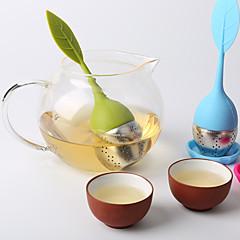 ml Acero Inoxidable Silicona Colador de té , Fabricante
