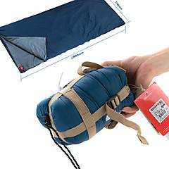 Uyku Pedi Dikdörtgen Uyku Tulumu Tek 20 T/C PamukX70 Avlanma Yürüyüş Kumsal Kamp Seyahat Sıcak Tutma Nemgeçirmez Rüzgar Geçirmez