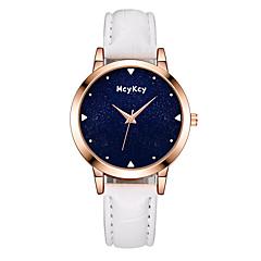 preiswerte Tolle Angebote auf Uhren-Damen Armbanduhr Chinesisch PU Band Luxus / Retro / Freizeit Schwarz / Braun