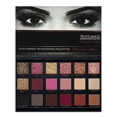 halpa silmät-18 colors eye shadow Luomivärit Powder Arkipäivän meikki