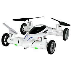 Drón WL Toys X25 8 csatorna 6 Tengelyes - LED Világítás Egygombos Visszaállítás Headless Mode 360 Fokos Forgás LebegRC Quadcopter