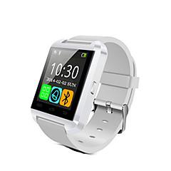 お買い得  デジタルウォッチ-u8 smartwatchブルートゥースの答えとダイヤル電話の警報器の盗難警報funcitons