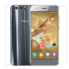 abordables Protectores de Pantalla para Huawei-Protector de pantalla Huawei para Honor 9 Vidrio Templado 1 pieza Protector de Pantalla Frontal Anti-Huellas Anti-Arañazos Ultra Delgado