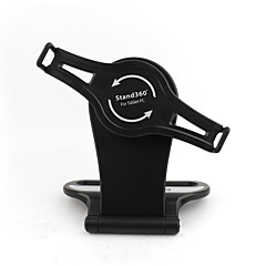telefonholder holder montering bil 360 ° rotation abs for tablet ipad mounts& holdere