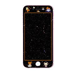 حامي الشاشة إلى Apple فون 7 زائد زجاج مقسي حامي كامل للجسم 9Hقسوة انفجار برهان نموذج 3Dحافة منعظفة
