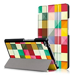 Print Case Cover for Lenovo Tab4 Tab 4 8 TB-8504F TB-8504N 8504 with Screen Protector