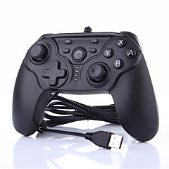abordables Accesorios para Nintendo Switch-USB Controles Para Interruptor de Nintendo Controles
