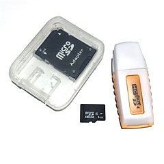 preiswerte Speicherkarten-Ants 4GB Speicherkarte Class6 AntW6-4