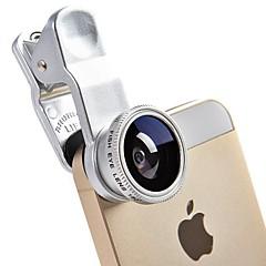 Xihama מצלמה דיגיטלית עדשות 0.45x זווית רחבה 12.5x מאקרו עין הדגים עדשה עבור ipad iPhone huawei xiaomi Samsung
