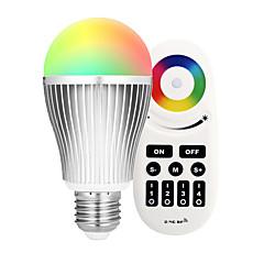 preiswerte LED-Birnen-9W 900lm E27 Smart LED Glühlampen A60(A19) 18 LED-Perlen SMD 5730 WiFi Infrarot-Sensor Abblendbar Lichtsteuerung APP-Steuerung