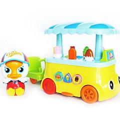 Játékautók Toy Instruments Játékok Kacsa Műanyagok Rajzfilm Darabok Gyerekek Ajándék