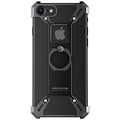 billige Etuier til iPhone 7 Plus-Taske til iphone 7 plus iphone 7 cover stødtæt ringholder kofanger taske rustning hårdt metal til Apple iPhone 7 plus iphone 7