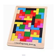 "Legpuzzel Houten puzzels Speeltjes Vierkant 2 "" Diamond Unisex Stuks"