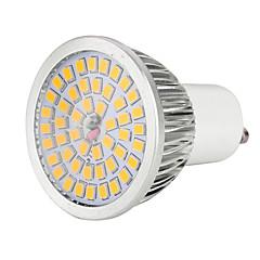 billige LED-lyspærer-YWXLIGHT® 7W 600-700 lm GU10 LED-spotpærer 48 leds SMD 2835 Dekorativ Varm hvit Kjølig hvit Naturlig hvit AC85-265