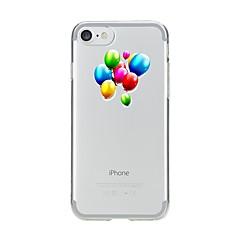 Чехол для iphone 7 6 воздушный шар tpu мягкая ультратонкая задняя крышка чехол для iphone 7 плюс 6 6s плюс se 5s 5 5c 4s 4