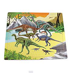 تركيب تركيب خشبي ألعاب ديناصور Other للجنسين قطع