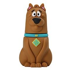 رخيصةأون -جديد الكرتون الكلب usb2.0 32 جيجابايت محرك فلاش يو القرص ذاكرة عصا