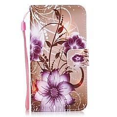 caso per huawei p10 y5 ii caso fodera in pelle viola rosa con fessura magnetica e slot per p10 lite p9 lite