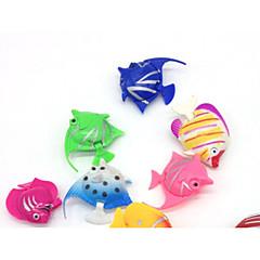 お買い得  アクアリウムデコレーション-観賞魚用 アクアリウムの装飾 人工魚 デコレーション プラスチック
