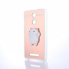 Недорогие Чехлы и кейсы для Xiaomi-Кейс для Назначение Xiaomi Redmi 5 Redmi 5 Plus болотистый Своими руками Кейс на заднюю панель Животное Твердый Акрил для Xiaomi Redmi