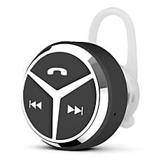 E05 mini i öron trådlösa hörlurar dynamisk plast mobiltelefon hörlurar ergonomiskt komfortabelt headset