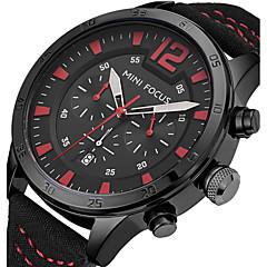 Ανδρικά Αθλητικό Ρολόι Μοδάτο Ρολόι Ρολόι Καρπού Μοναδικό Creative ρολόι Καθημερινό Ρολόι Χαλαζίας Ημερολόγιο Χρονογράφος Χρονόμετρο