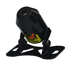 Jiawen auto-motor laser mistlamp anti-botsing laser mistlicht auto anti-mist parkeren stop rem signal indicators dc 8-36v