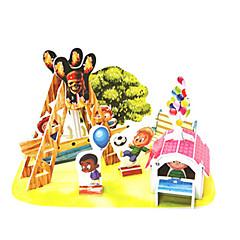رخيصةأون -قطع تركيب3D تركيب مجموعات البناء بناء مشهور سفينة سفينة القراصنة قرصان اصنع بنفسك ورق صلب كلاسيكي أنيمي كرتون للأطفال للجنسين هدية