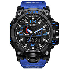 cheap -Men's Kid's Sport Watch Military Watch Fashion Watch Digital Watch Japanese Digital Calendar / date / day Chronograph Water Resistant /