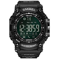 voordelige Dameshorloges-Heren Sporthorloge Militair horloge Dress horloge Smart horloge Modieus horloge Polshorloge Unieke creatieve horloge Chinees Kwarts