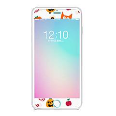 Недорогие Защитные пленки для iPhone 6s / 6 Plus-Защитная плёнка для экрана Apple для iPhone 6s Plus iPhone 6 Plus Закаленное стекло 1 ед. Защитная пленка для экрана Узор