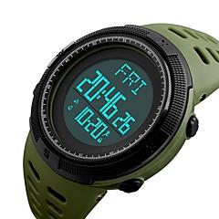 1295skmei αθλητικά ρολόγια άνδρες υπαίθρια βηματόμετρο αντίστροφη μέτρηση χρονογράφος μόδα αδιάβροχο ρολόι ψηφιακά ρολόγια χειρός relogio
