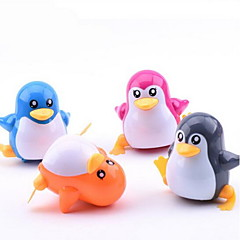 교육용 장난감 태엽 장난감 장난감 자동차 장난감 펭귄 동물 플라스틱 조각 규정되지 않음 선물